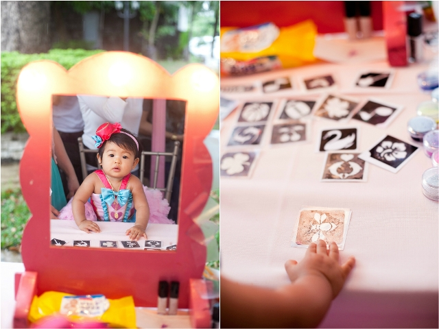 kiddie salon
