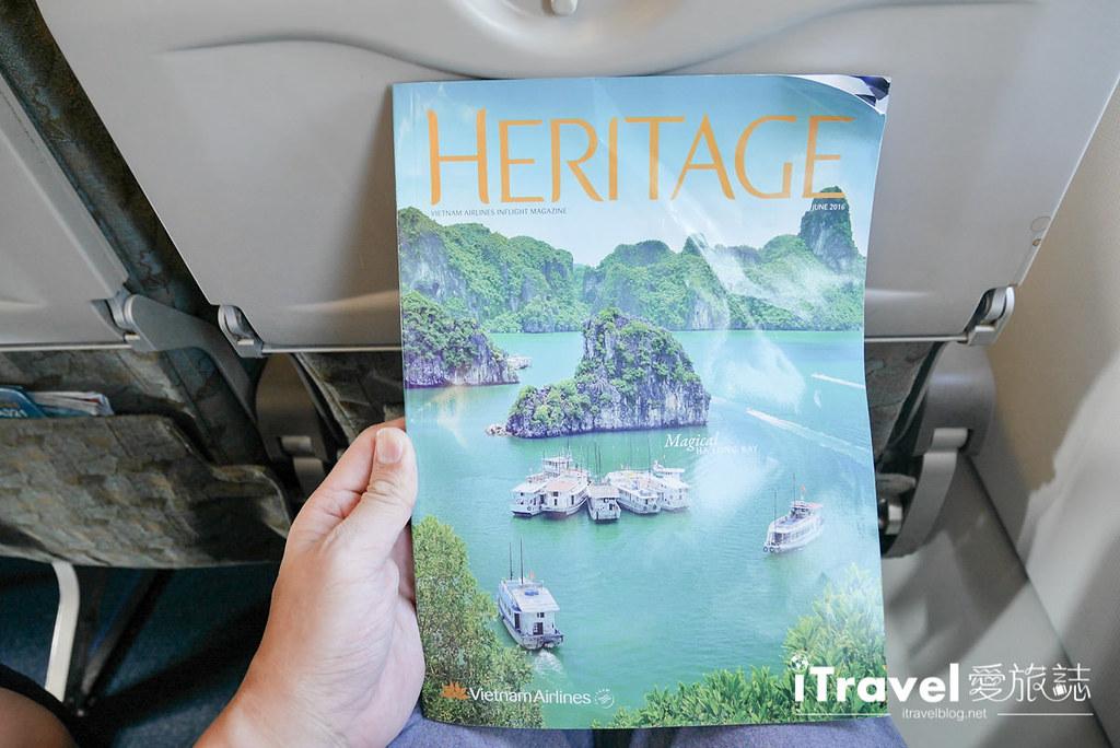 越南航空搭乘体验 Vietnam Airlines (10)