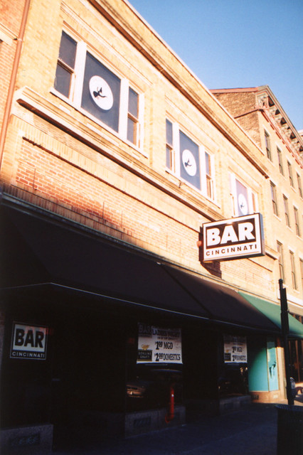 BAR Cincinnati - Over The Rhine, Cincinnati, OH
