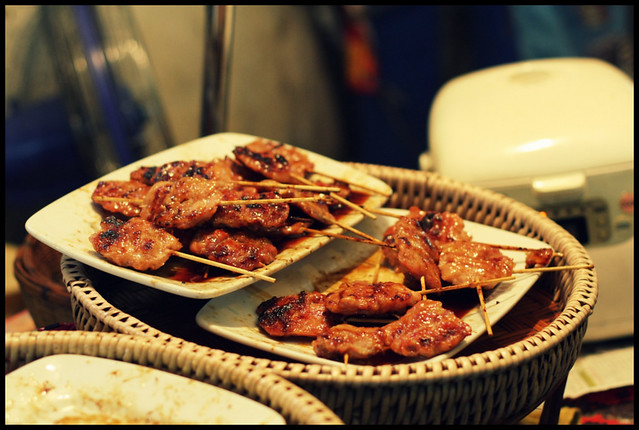 supper item 1 - grilled meats