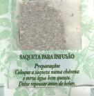 Saqueta para Infusão by lusografias