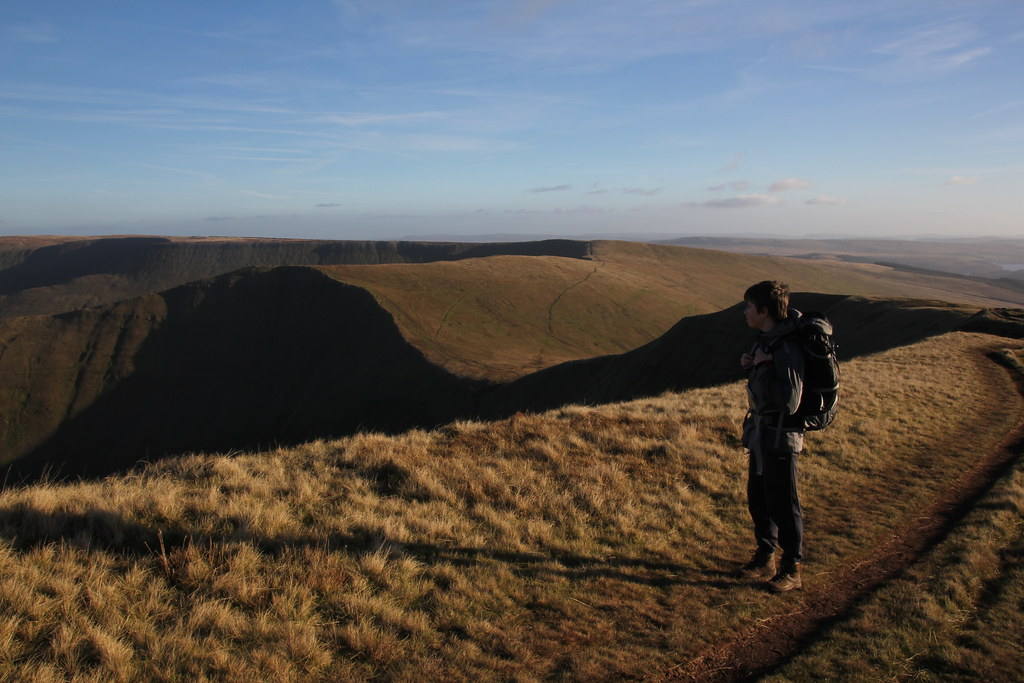 Cribyn, Fan y Big