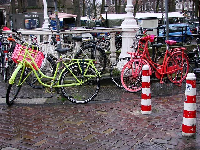 Drift fietsen