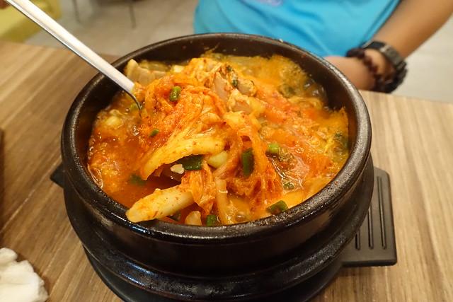 【食記】林口三井outlet。bibim'韓國料理~石鍋拌飯與豆腐煲好吃!! @ 嚕米與露西。幸福空間 :: 痞客邦