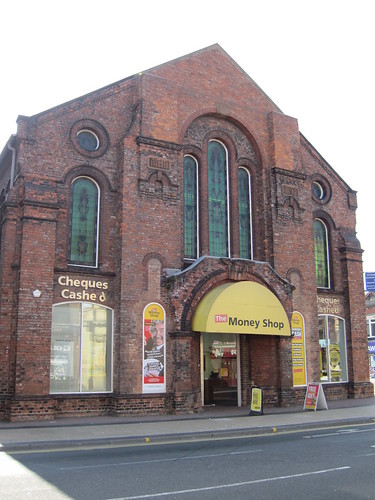 Primitive Methodist Church, Middlesbrough