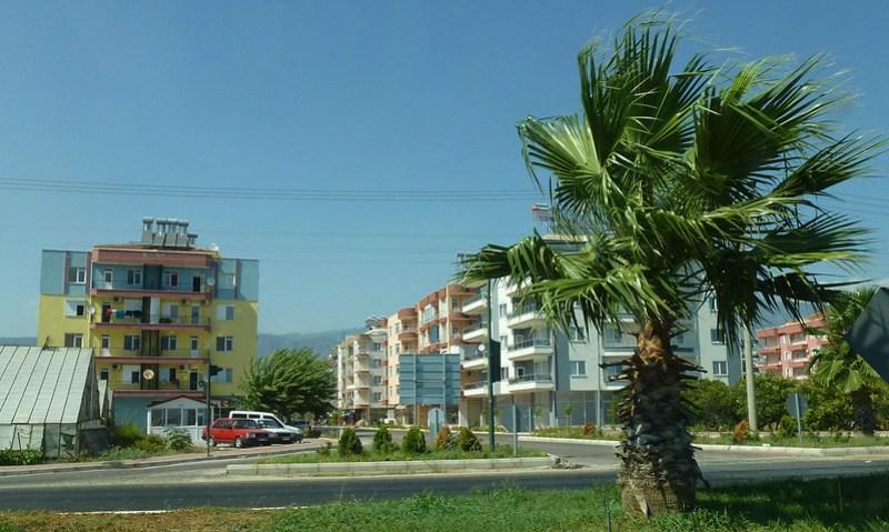 Turquie - jour 17 - Route de Patara à Antalya et Mont Chimère - 05