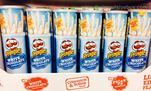 White Chocolate Pringles