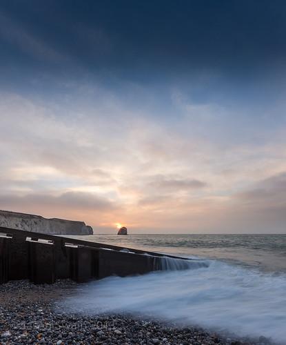 Sunrise at Freshwater Bay