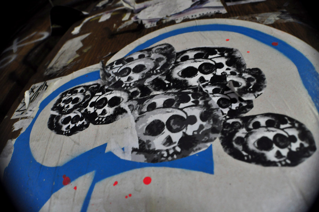 Vanité Street Art (2)