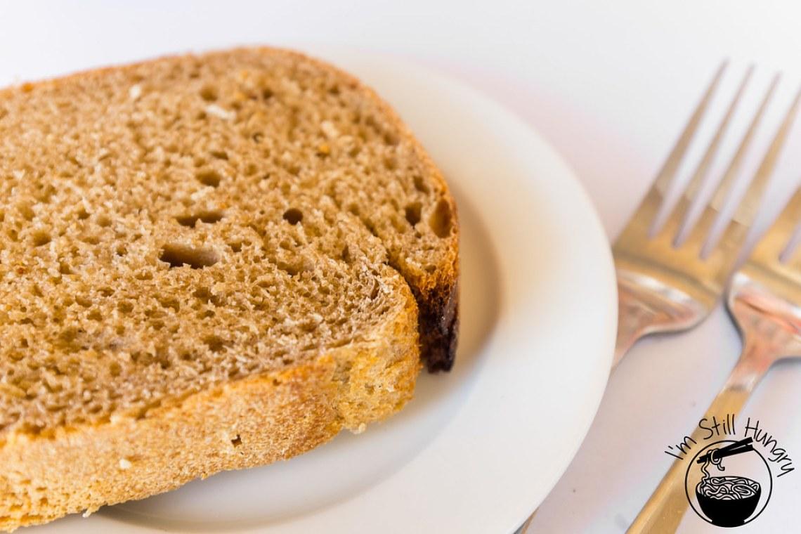 Rye bread flanagan's dining room