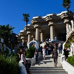 Parque Guell Barcelona 12
