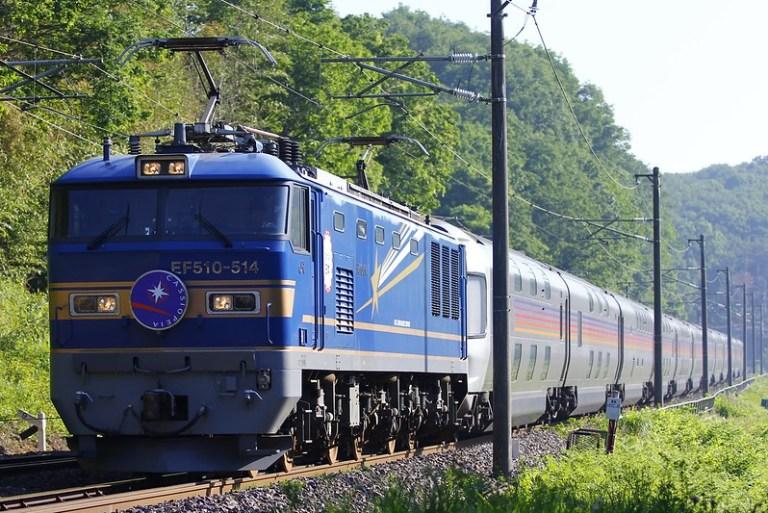 8010レ EF510-514 カシオペア