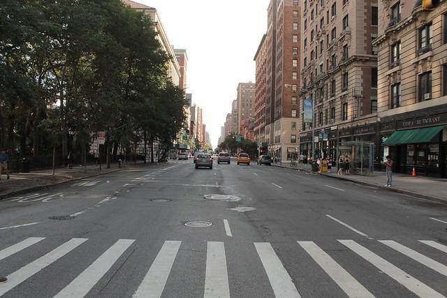Amsterdam Avenue