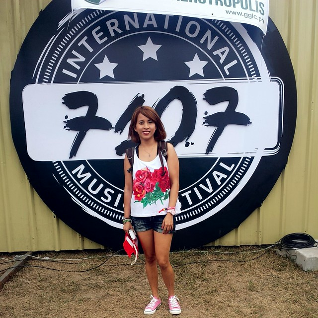 Earth Rullan at 7107 International Music Festival