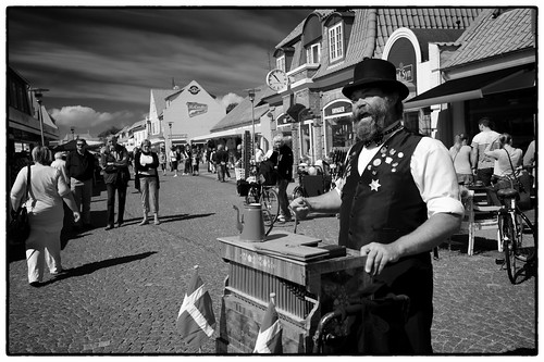 The Organ Grinder II by Davidap2009