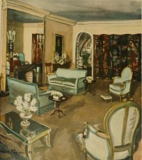 1930s Living room by David Mode Payne | Flickr - Photo ...