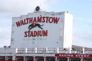 Britpop London: Walthamstow Stadium