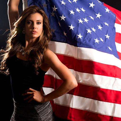 Miss USA - Miss Universe 2013