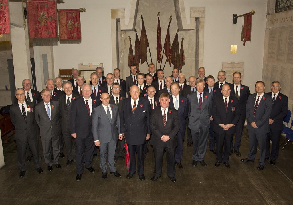 Parliament's Veterans