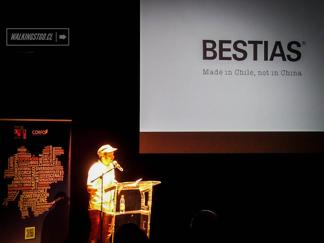 Ignacio Ríos - Bestias - Diseño calzado