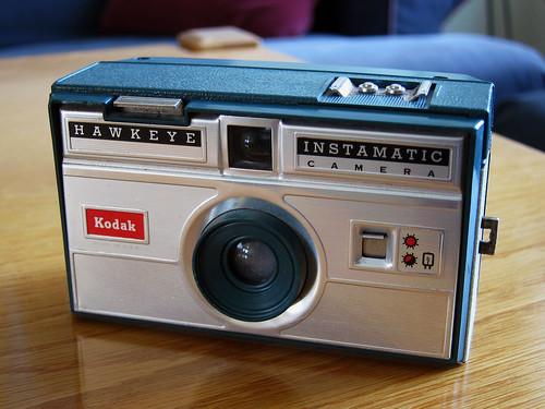 Kodak Hawkeye Instamatic