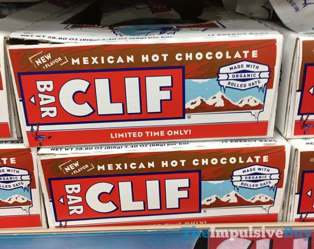 Clif Bar Mexican Hot Chocolate
