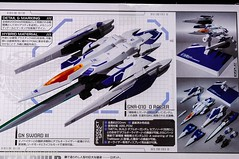 Metal Build 00 Gundam 7 Sword and MB 0 Raiser Review Unboxing (94)