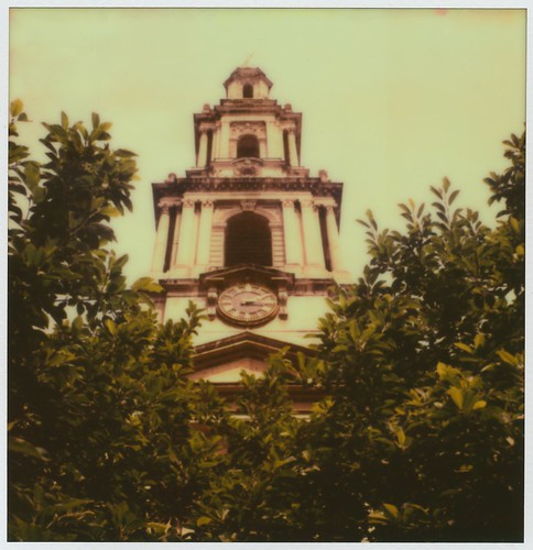 St-Mary-le-Strand Church - 'Roid Week 2013 Day 3