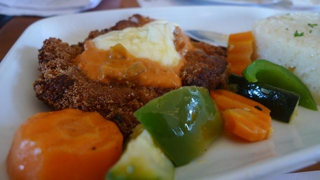 Chicken Parmigiana @ Amici