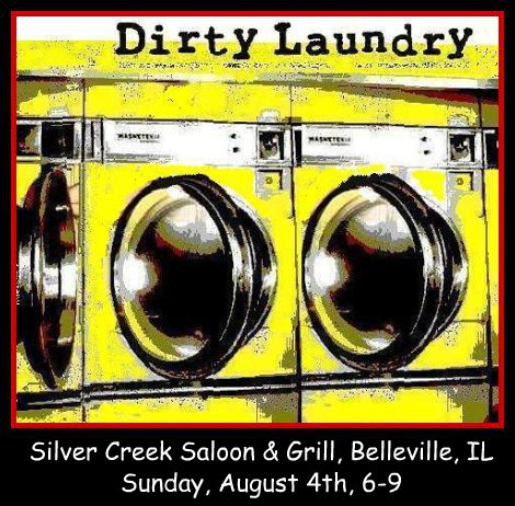 Dirty Laundry 8-4-13