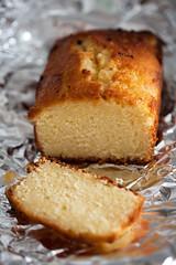 Ingwer-Zitronen Kuchen