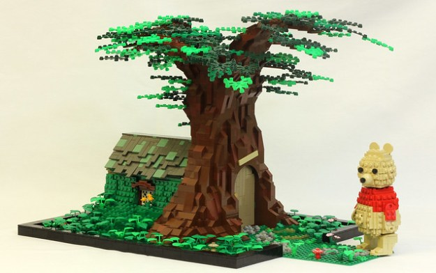 House in the Hundred Acre Wood