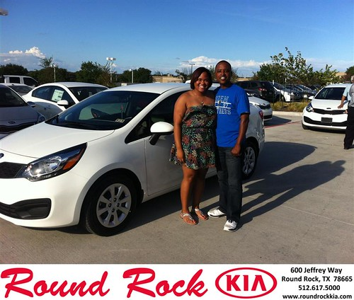 Happy Birthday to Sean Williams from Amir Mahboubi and everyone at Round Rock Kia! #BDay by RoundRockKia