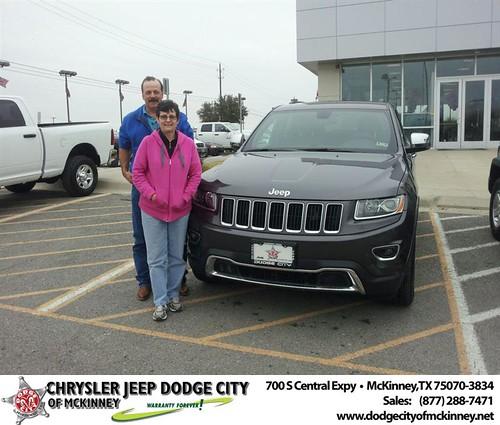 Dodge City McKinney Texas Customer Reviews and Testimonials-Lisa Blonquist by Dodge City McKinney Texas