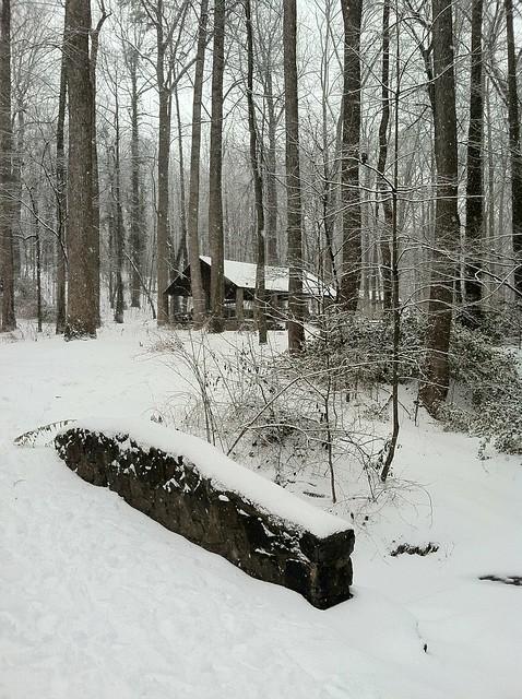 snowday - ardmore walk