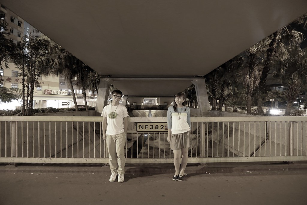 與愛同遊香港的幸福寫真 - DCFever.com