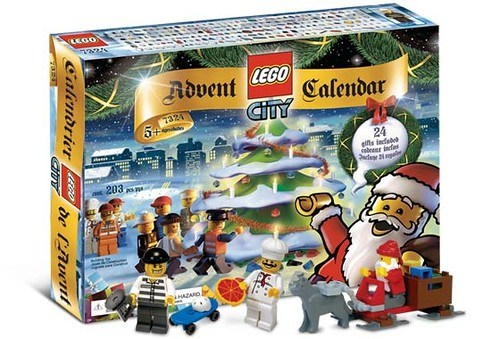 Advent Calendar City 2005 7324