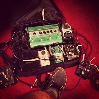 Pedal Pusher #studio #landlocked
