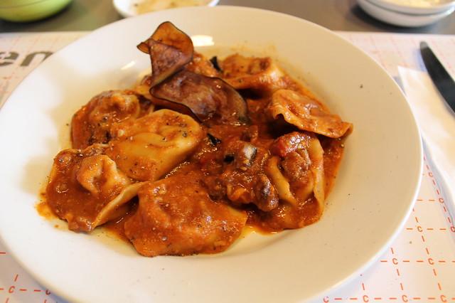 Istanbul culinary institute dinner