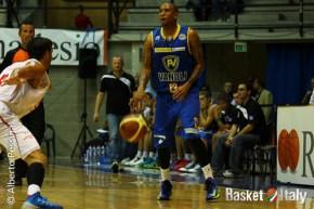 Jarrius Jackson Vanoli Cremona