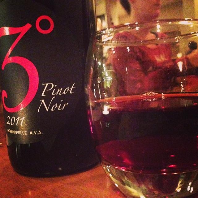 Oregon Pinot in North Carolina
