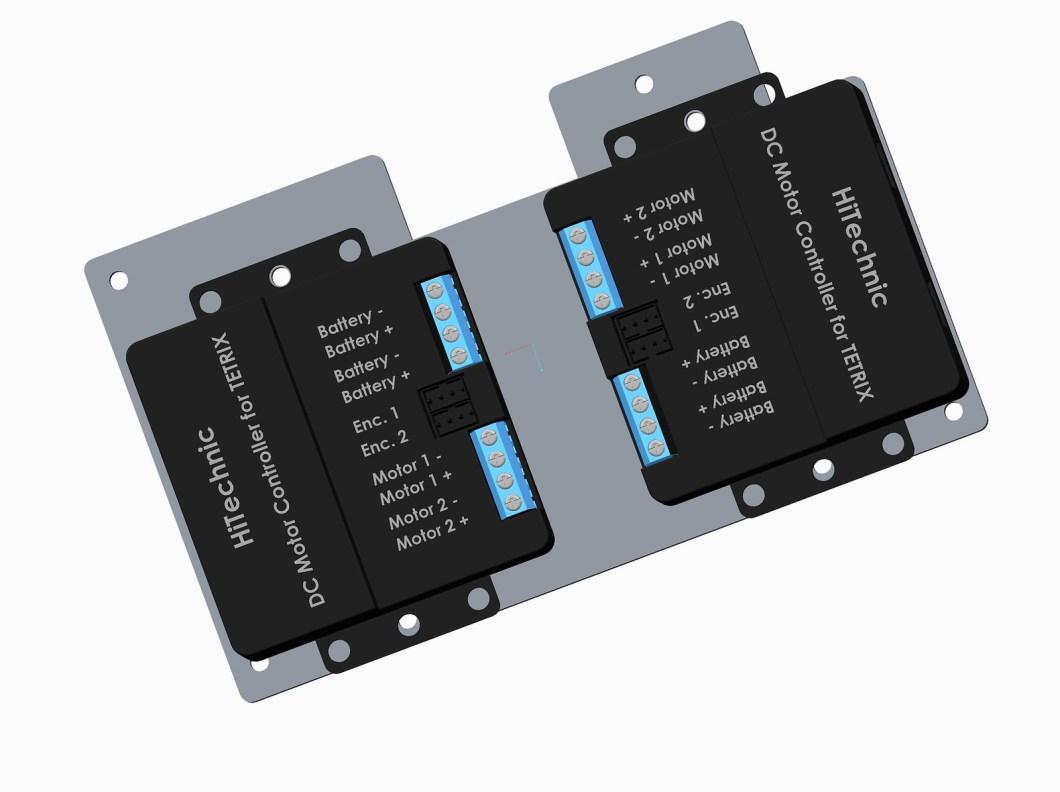 Impremedia Net: Hitechnic Dc Motor Controller For Tetrix