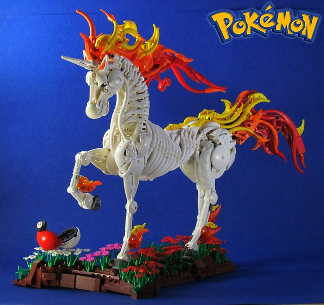 Pokemon: Rapidash