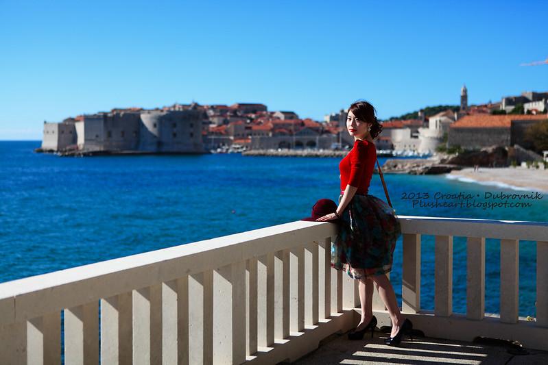 ▌克羅埃西亞 ▌ Hotel Excelsior Dubrovnik ‧ 杜布羅夫尼克的美景盡在這裡
