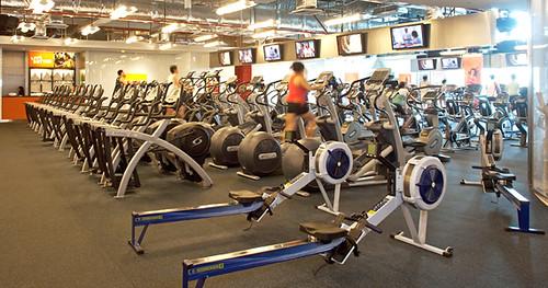 Singapore Lifestyle Blog, Singapore Fitness Blog, California Fitness, California Fitness blogger, nadnut, Gyms in Singapore