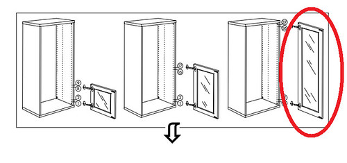 Ikea Besta Instructions Back