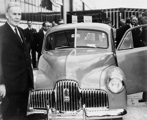 Chifley holden photo