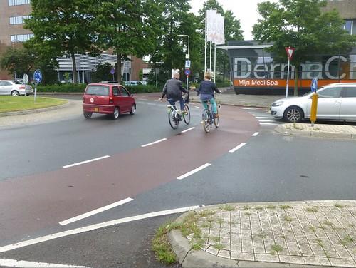 Netherlands - roundabout