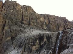 Wasserfall Alpinisteig