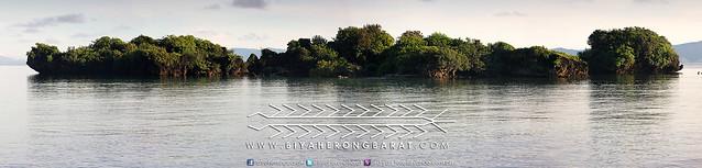 Paguriran Island of Baranggay Sawanga, Bacon, Sorsogon